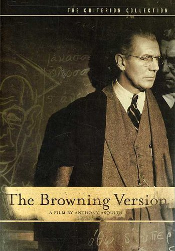 Browning Version (Criterion Collection)