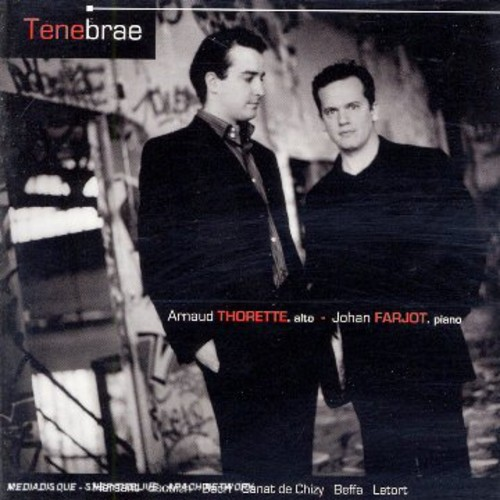 Tenebrae: Pieces for Alto & Pno