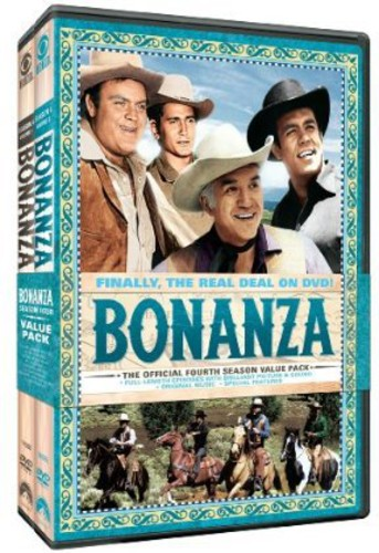 Bonanza: The Official Fourth Season 1 & 2
