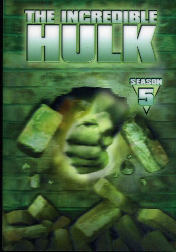 Incredible Hulk: The Complete Fifth Season