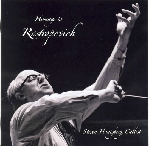 Homage to Rostropovich