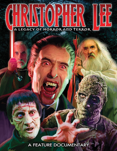 Christopher Lee: Legacy of Horror & Terror