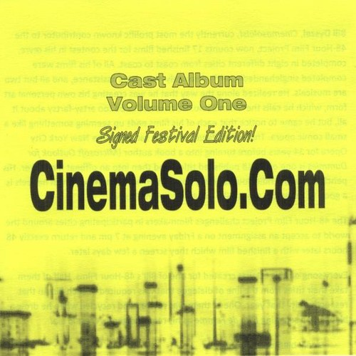 Cinemasolo Cast Album 1
