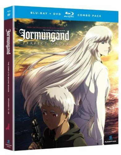 Jormungand: The Complete Second Season