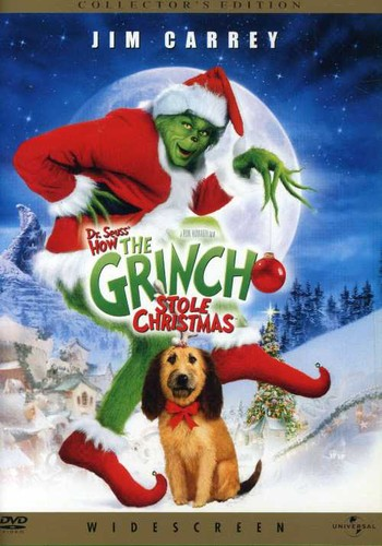 How Grinch Stole Christmas