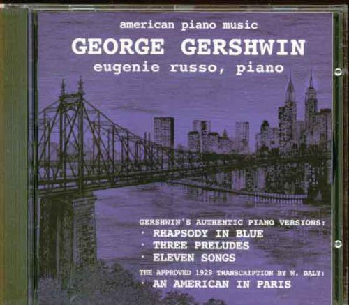 Gershwin, G. : Rhapsody in Blue Three Piano Preludes
