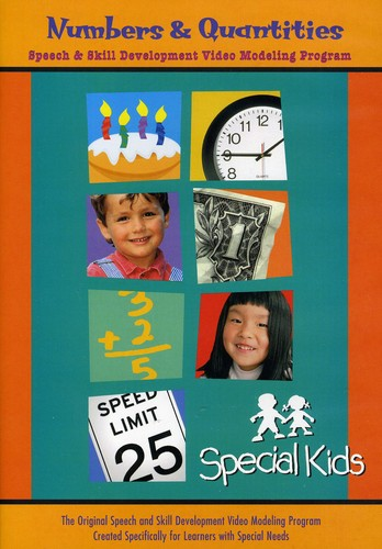 Special Kids: Numbers & Quantities
