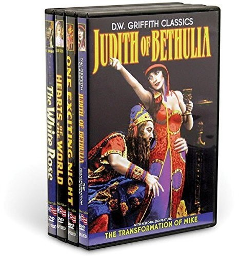 D.W. Griffith Silent Classics 2: 5-Film Collection