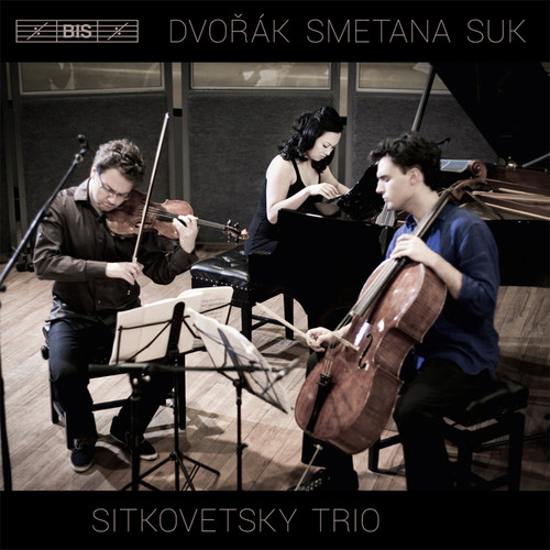 Sitkovetsky Piano Trio Plays Dvorak Smetana & Suk