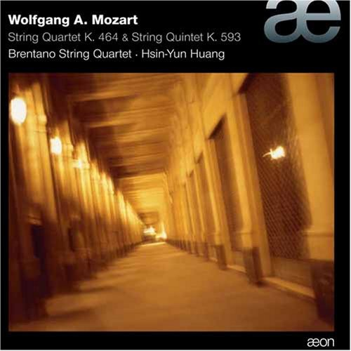 String Quartets K464 & 593