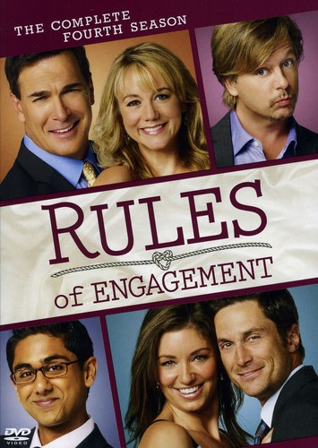 Rules of Engagement: The Complete Fourth Season