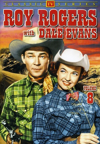 Roy Rogers with Dale Evans 8