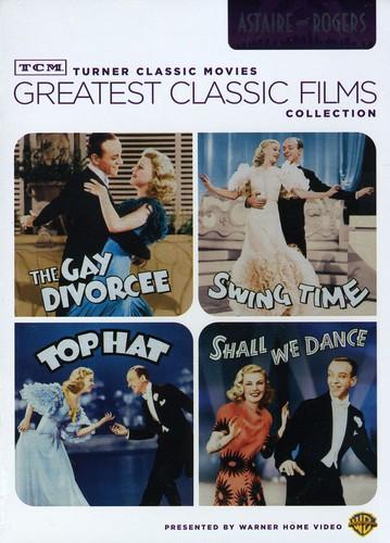 TCM Greatest Classic Films Collection: Fred Astaire & Ginger Rogers Volume 1
