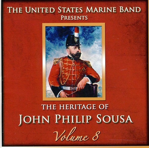 Heritage of John Philip Sousa 8