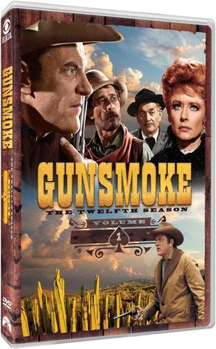 Dennis Dillon Dodge >> Gunsmoke: The Twelfth Season Volume 1 Boxed Set, Full Frame, Subtitled, 4PC on CCVideo.com.com