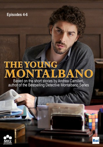 Young Montalbano: Episodes 4-6