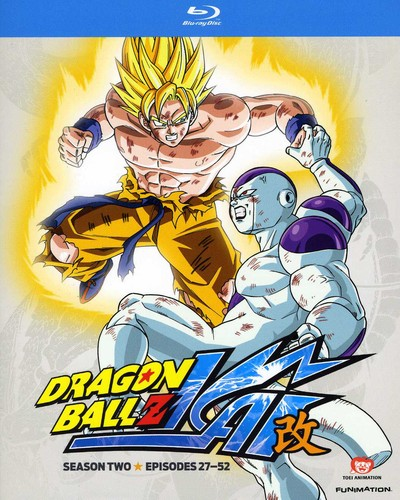 Dragon Ball Z Kai - Season Two
