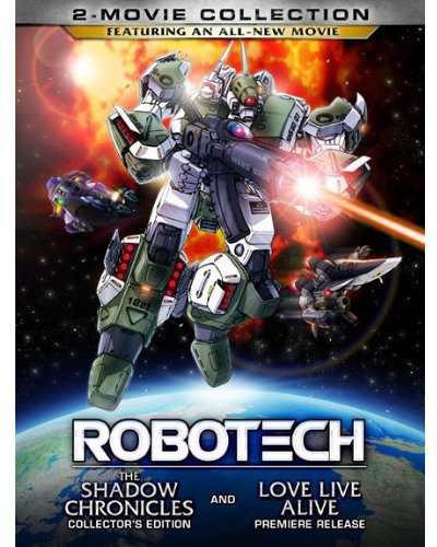 Robotech: 2-Movie Collection