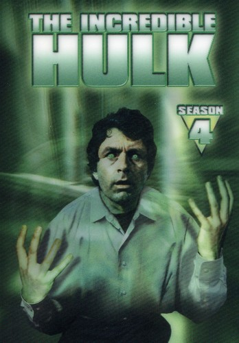 Incredible Hulk: The Complete Fourth Season