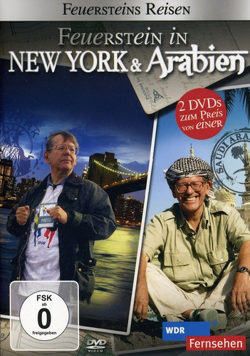 Feuerstein in New York & Arabien