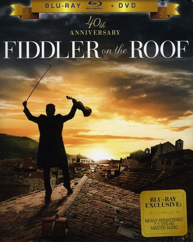 Fiddler On The Roof With Dvd Subtitled Dubbed Dolby On