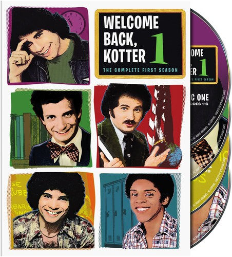 Welcome Back Kotter: The Complete First Season