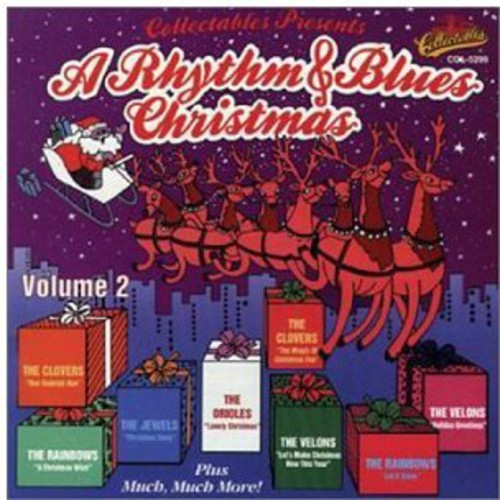 Rhythm & Blues Christmas 2 /  Various