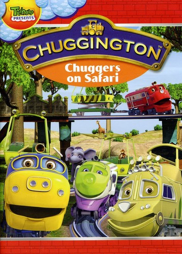 Chuggington: Chuggers on Safari [Import]