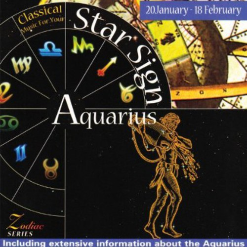 Music for Your Star Sign: Aquarius /  Various