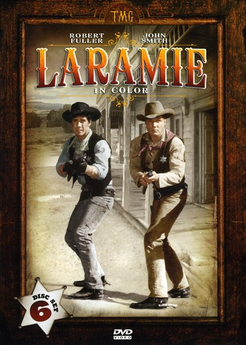 Laramie Season 3: Part One