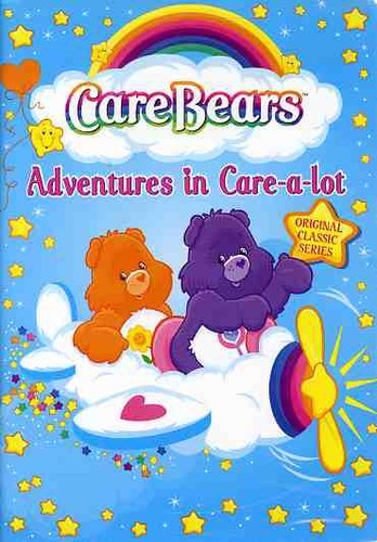 Care Bears: Adventures in Care a Lot (EP 1-4)