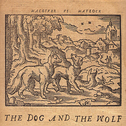 Dog & the Wolf