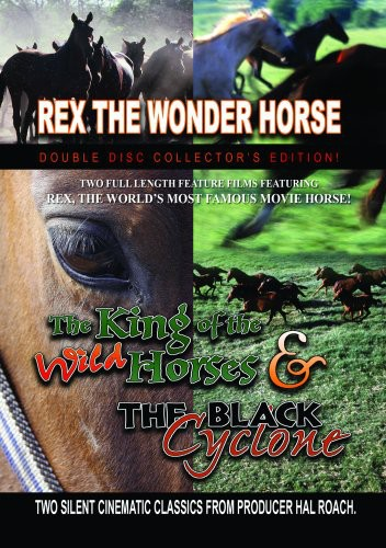 King of the Wild Horses & Black Cyclone