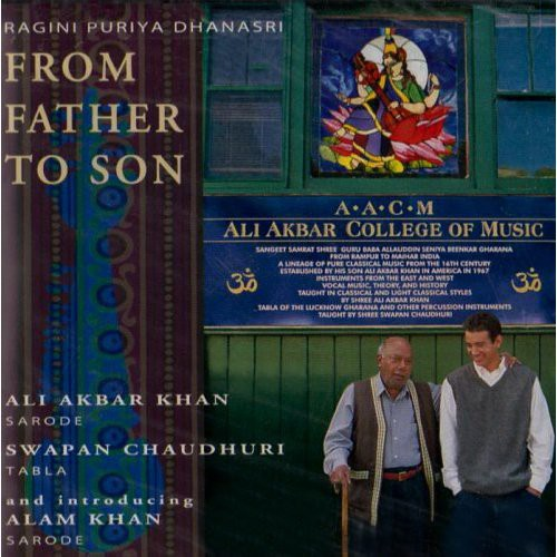 From Father to Son (Ragini Puriya Dhanasri)