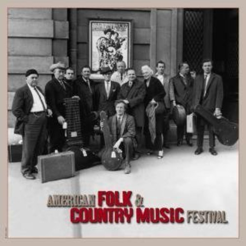 American Folk & Country Festival /  Various