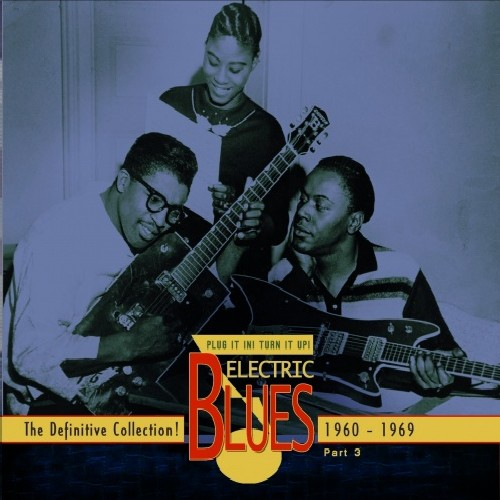 Electric Blues 1960-69 (English) 3 /  Various