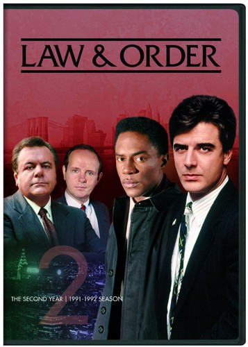 Law & Order: The Second Year