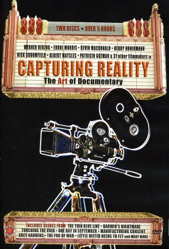Capturing Reality: Art of Documentary