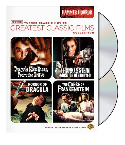 TCM Greatest Classic Films Collection: Hammer Horror