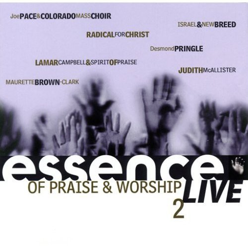 Essence of Praise & Worship 2: Live /  Various
