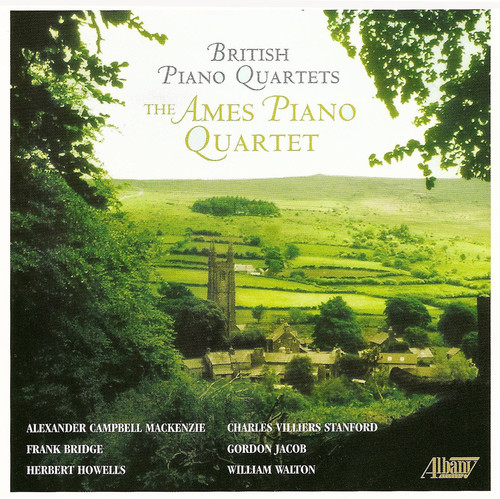 British Piano Quartets
