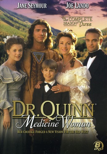 Dr Quinn Medicine Woman: The Complete Season Three