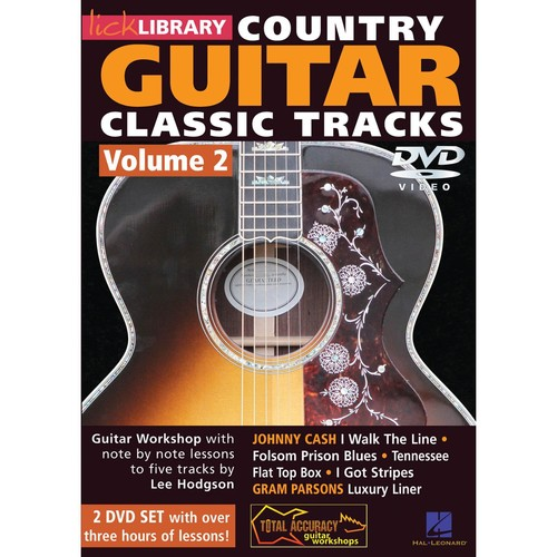 Learn Country Guitar Classic Tracks 2