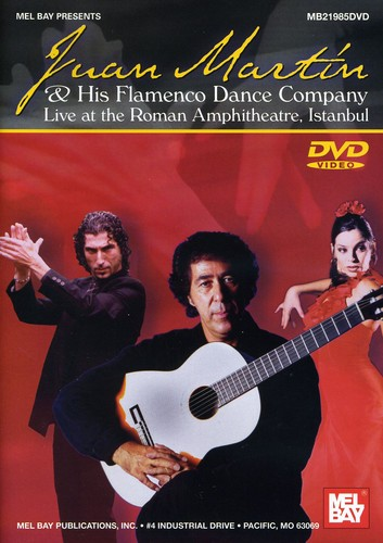 Juan Martin & His Flamenco Dance Company: Live