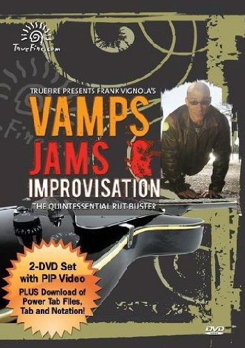 Vamps Jams & Improvisation