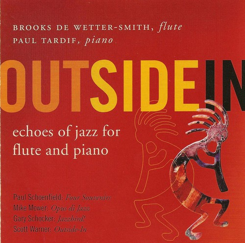 Outside in: Echoes of Jazz for Flute & Piano