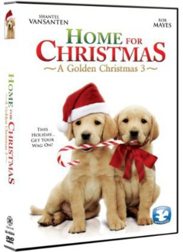 Home for Christmas: Golden Christmas 3