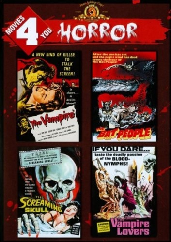 Movies 4 You: Horror Collection
