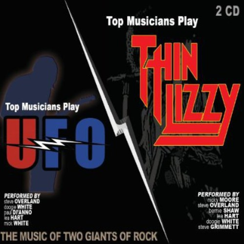 Thin Lizzy: UFO - As Performed By /  Various
