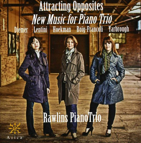 Attracting Opposites: New Music for Piano Trio